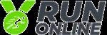 Run Online — Онлайн забеги и тренировки Logo